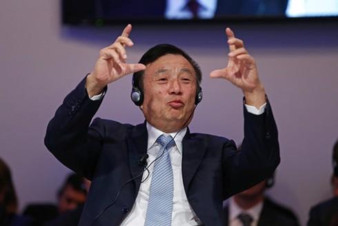 Ong chu Huawei tung di linh, an rau song qua ngay hinh anh 3