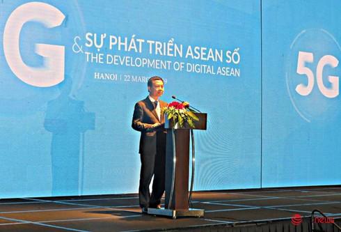 ASEAN phải đi đầu về ứng dụng 5G và liên kết thành khu vực đầu tiên của thế giới về kinh tế số - ảnh 2