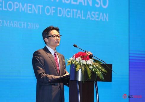 ASEAN phải đi đầu về ứng dụng 5G và liên kết thành khu vực đầu tiên của thế giới về kinh tế số - ảnh 1