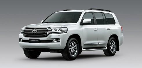 Toyota Việt Nam ra mắt Land Cruiser 2019, giá gần 4 tỷ đồng - ảnh 1