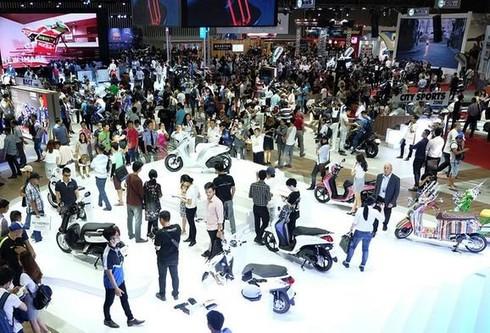 Thị trường xe máy giảm nhiệt, Honda, Yamaha sụt giảm doanh số - ảnh 1