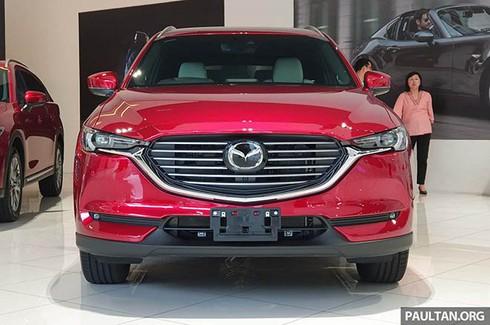 Thaco bất ngờ tiết lộ thông tin và thời điểm đưa Mazda CX-8 về Việt Nam - ảnh 1