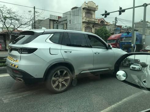 Ô tô VinFast lộ ảnh chạy thử ở Việt Nam trước khi đến tay khách hàng - ảnh 2