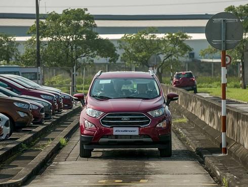 Ford Việt Nam triệu hồi gần 200 xe EcoSport 2018 để sửa lỗi ghế trước - ảnh 1