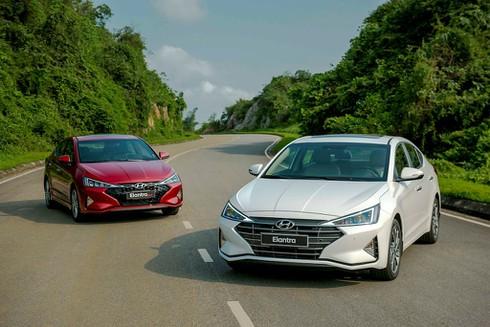 Hyundai Tucson và Elantra 2019 chính thức ra mắt thị trường Việt Nam - ảnh 1