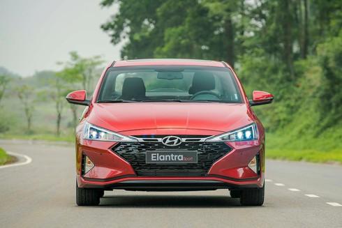 Hyundai Tucson và Elantra 2019 chính thức ra mắt thị trường Việt Nam - ảnh 2