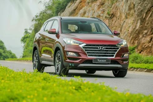 Hyundai Tucson và Elantra 2019 chính thức ra mắt thị trường Việt Nam - ảnh 3