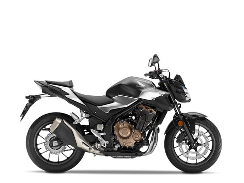 Honda Việt Nam ra mắt CB500F nhập khẩu, giá 179 triệu đồng - ảnh 1
