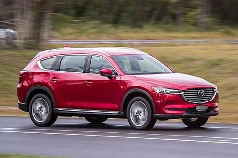 Lộ giá bán 3 phiên bản Mazda CX-8 tại đại lý - ảnh 1