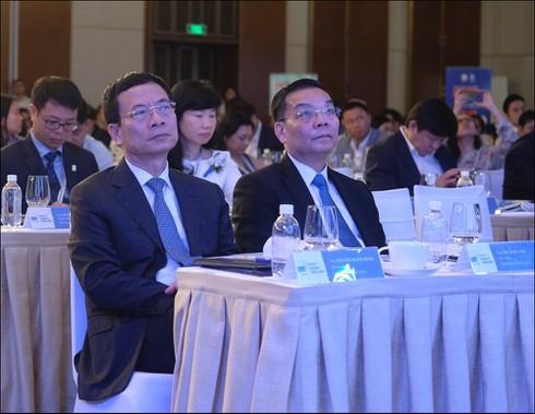 Phó Thủ tướng Vương Đình Huệ: Không dùng tiền mặt giúp nền kinh tế minh bạch, phòng chống tham nhũng - ảnh 3