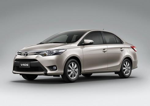 Toyota Việt Nam triệu hồi Toyota Vios vì lỗi túi khí - ảnh 1