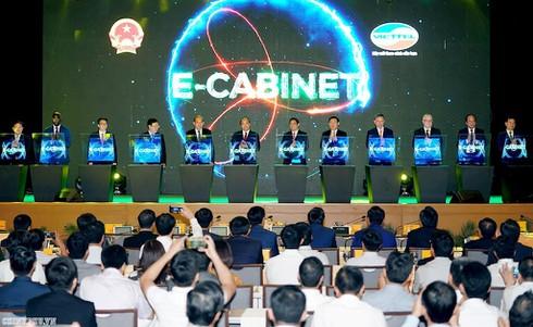 Chính phủ sắp họp trực tuyến với các địa phương qua hệ thống E-Cabinet | Phiên họp đầu tiên của Chính phủ với các địa phương qua hệ thống E-Cabinet sẽ diễn ra ngày 4/7