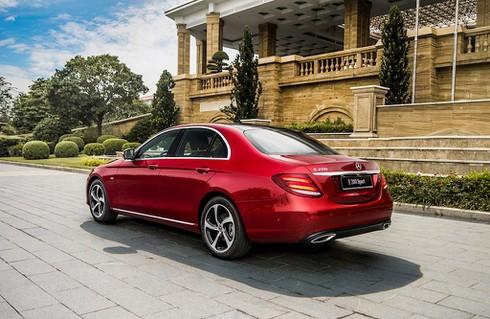 Mercedes – Benz E-Class mới chính thức ra mắt thị trường Việt Nam, giá từ 2,13 tỷ đồng - ảnh 2