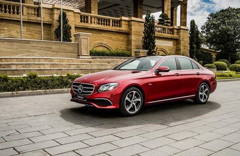 Mercedes – Benz E-Class mới chính thức ra mắt thị trường Việt Nam, giá từ 2,13 tỷ đồng - ảnh 1