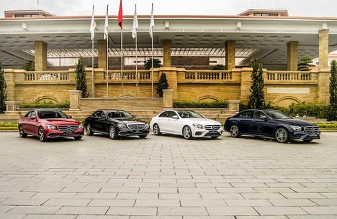Mercedes – Benz E-Class mới chính thức ra mắt thị trường Việt Nam, giá từ 2,13 tỷ đồng - ảnh 4