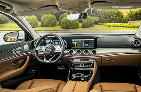Mercedes – Benz E-Class mới chính thức ra mắt thị trường Việt Nam, giá từ 2,13 tỷ đồng - ảnh 3