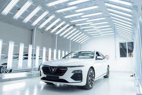 200 chiếc VinFast Lux đầu tiên sẽ đến tay khách hàng cuối tuần này - ảnh 1