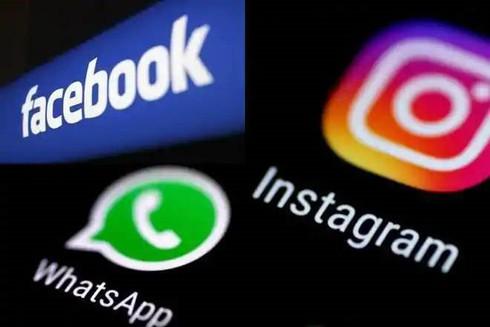 Facebook đổi tên Instagram và WhatsApp - ảnh 1
