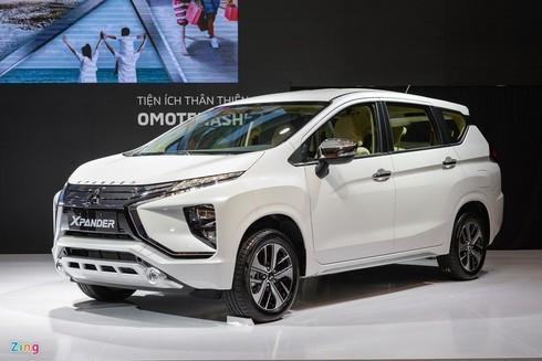 Giá xe Mitsubishi Xpander tại đại lý tháng 8/2019 - ảnh 1