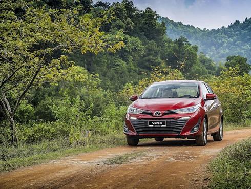 Giá xe Toyota Vios tại đại lý tiếp tục giảm còn dưới 470 triệu - ảnh 1