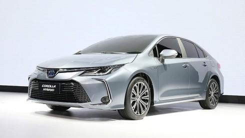 Toyota thông tin việc sắp ra mắt Corolla Altis 2020 ở Việt Nam - ảnh 1