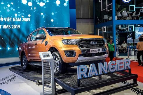 Ford tại Triển lãm ô tô Việt Nam 2019: Ford Escape 2020 lắp ráp tại Việt Nam, chính thức bán vào năm sau - ảnh 9