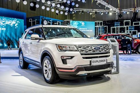 Ford tại Triển lãm ô tô Việt Nam 2019: Ford Escape 2020 lắp ráp tại Việt Nam, chính thức bán vào năm sau - ảnh 8