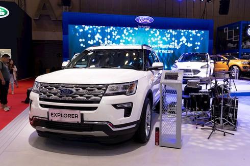 Ford tại Triển lãm ô tô Việt Nam 2019: Ford Escape 2020 lắp ráp tại Việt Nam, chính thức bán vào năm sau - ảnh 7