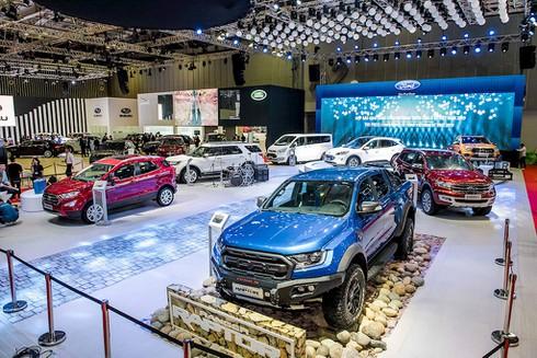 Ford tại Triển lãm ô tô Việt Nam 2019: Ford Escape 2020 lắp ráp tại Việt Nam, chính thức bán vào năm sau - ảnh 6