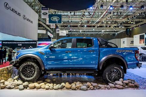 Ford tại Triển lãm ô tô Việt Nam 2019: Ford Escape 2020 lắp ráp tại Việt Nam, chính thức bán vào năm sau - ảnh 5
