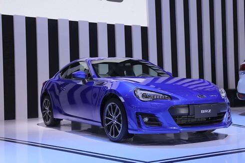 Chiêm ngưỡng bộ đôi xe thể thao Subaru BRZ Sport coupe và Levorg 2020 - ảnh 5