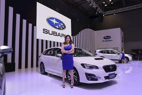 Chiêm ngưỡng bộ đôi xe thể thao Subaru BRZ Sport coupe và Levorg 2020 - ảnh 7