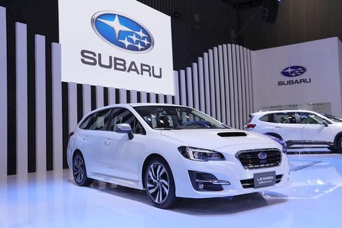 Chiêm ngưỡng bộ đôi xe thể thao Subaru BRZ Sport coupe và Levorg 2020 - ảnh 6