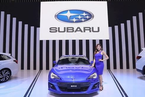 Chiêm ngưỡng bộ đôi xe thể thao Subaru BRZ Sport coupe và Levorg 2020 - ảnh 4