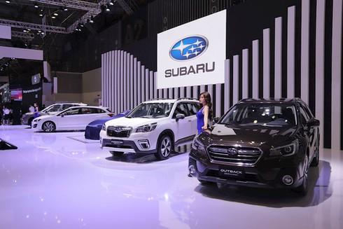 Chiêm ngưỡng bộ đôi xe thể thao Subaru BRZ Sport coupe và Levorg 2020 - ảnh 3