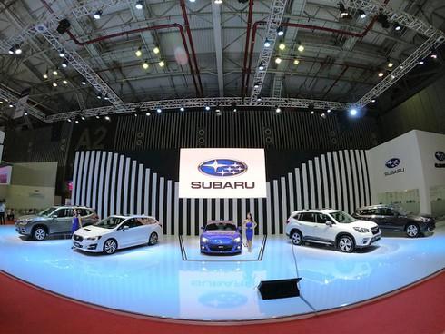 Chiêm ngưỡng bộ đôi xe thể thao Subaru BRZ Sport coupe và Levorg 2020 - ảnh 1