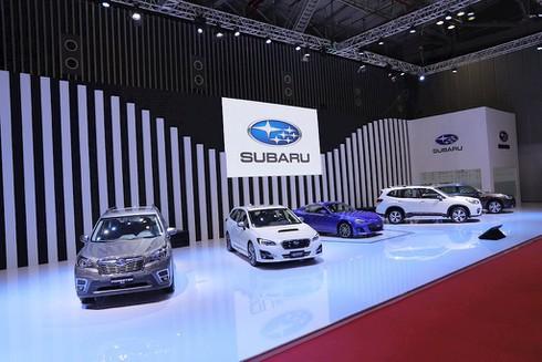 Chiêm ngưỡng bộ đôi xe thể thao Subaru BRZ Sport coupe và Levorg 2020 - ảnh 2
