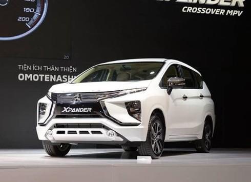 Vượt Toyota Vios, Mitsubishi Xpander dẫn đầu danh sách xe bán chạy nhất tháng 10 - ảnh 1