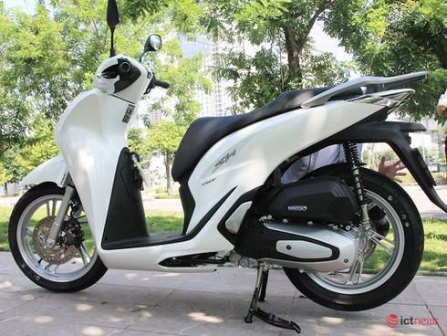 Honda Việt Nam tạm hoãn bán ra SH 150i 2020, chưa xác định thời điểm ra mắt thị trường - ảnh 1