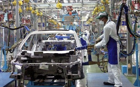 Trình Chính phủ dự thảo Nghị định ưu đãi thuế linh kiện cho lắp ráp ô tô trong tháng 12 - ảnh 1