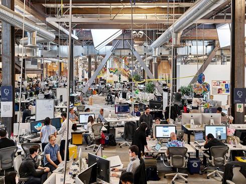 Facebook, Google không còn là nơi làm việc trong mơ - ảnh 1