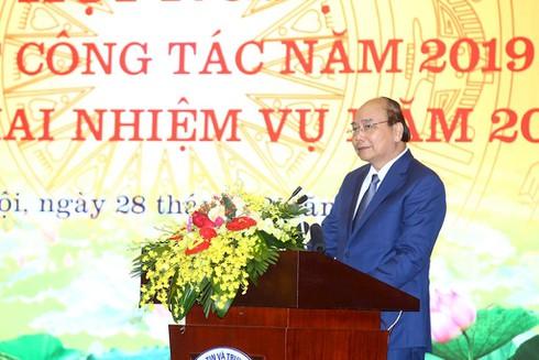 Thủ tướng gợi ý Bộ TT&TT đổi tên thành Bộ Truyền thông và Kinh tế số - ảnh 1
