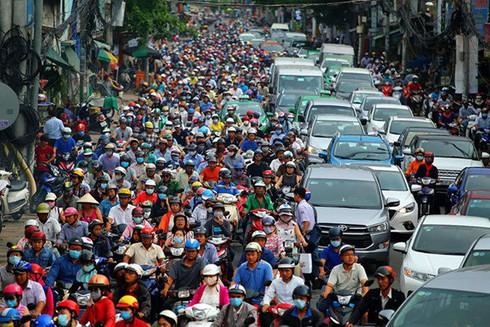 Cấm xe máy tại Việt Nam không phải là giải pháp chống ùn tắc hiệu quả? - ảnh 1