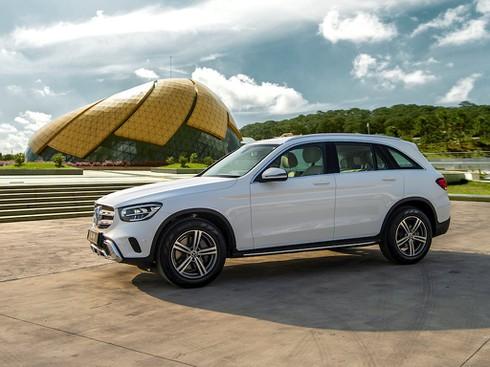 Bộ đôi Mercedes-Benz GLC 2020 vừa ra mắt, giá 2 tỷ đồng - ảnh 3