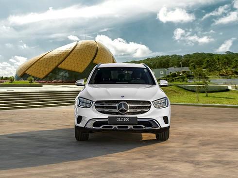 Bộ đôi Mercedes-Benz GLC 2020 vừa ra mắt, giá 2 tỷ đồng - ảnh 1