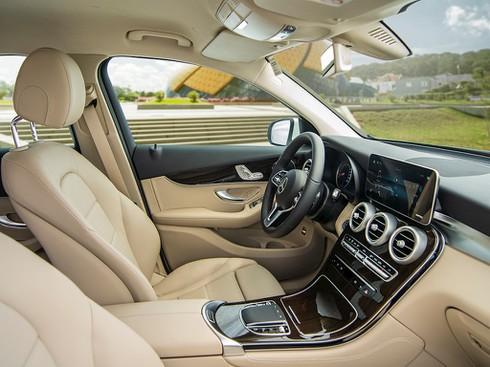 Bộ đôi Mercedes-Benz GLC 2020 vừa ra mắt, giá 2 tỷ đồng - ảnh 5