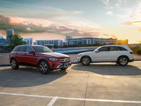 Bộ đôi Mercedes-Benz GLC 2020 vừa ra mắt, giá 2 tỷ đồng - ảnh 2