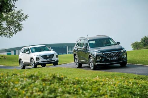 Doanh số xe Hyundai tiếp tục giảm mạnh - ảnh 1
