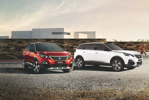 Bộ đôi Peugeot 3008 và 5008 giá rẻ bất ngờ xuất hiện tại Việt Nam - ảnh 1