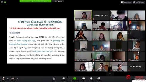 Từ hôm nay hơn 10.000 sinh viên PTIT học trực tuyến qua phần mềm TranS - ảnh 2